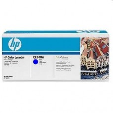 Картридж CE741A / HP