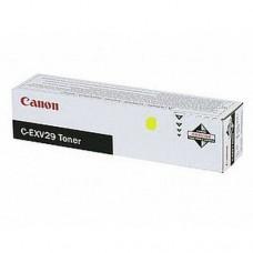 Тонер-картридж для Canon CEXV29 Y оригинал