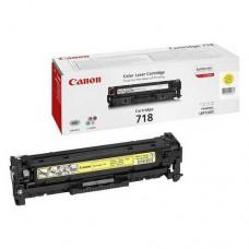 Картридж 718 / Canon / YELLOW