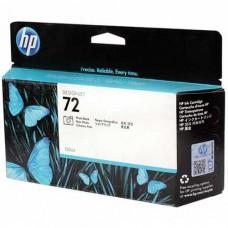 Картридж HP C9370A / 72 / черный / 130 мл / оригинал