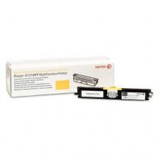 Тонер-картридж для XEROX Phaser 6121  / желтый стандартной  / 106R01465 / Оригинал