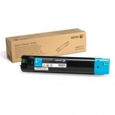 Тонер-картридж для XEROX Phaser 6700  / синий повышенной  / 106R01523 / Оригинал