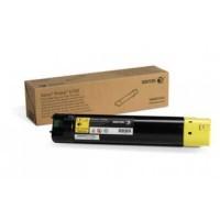 Тонер-картридж для XEROX Phaser 6700  / желтый повышенной  / 106R01525 / Оригинал