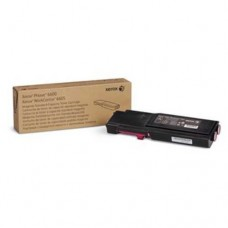 Тонер-картридж для XEROX Phaser 6600 / малиновые повышенной  / 106R02234 / Оригинал