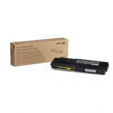 Тонер-картридж для XEROX Phaser 6600 / желтый стандартной  / 106R02251 / Оригинал