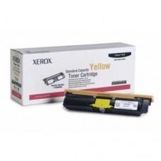 Тонер-картридж для XEROX Phaser 6115 / желтый стандартной  / 113R00690 / Оригинал