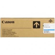 Барабан картридж Canon C-EXV21C / Оригинал