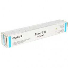 Тонер картридж для Canon iR-C1225 голубой Оригинал / 9453B001