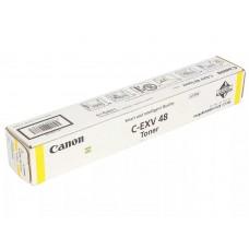Тонер картридж Canon C-EXV48Y Yellow Оригинал